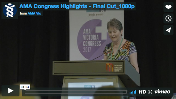 AMA Victoria Congress: Future in Medicine
