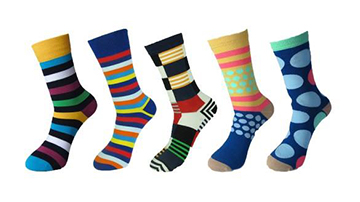 Wear odd socks to support doctors' mental health